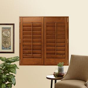 Designer Wood Shutters 8590 Thumbnail