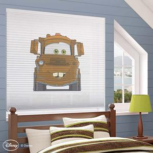 Disney Cars Cordless Cellular Shades 4884