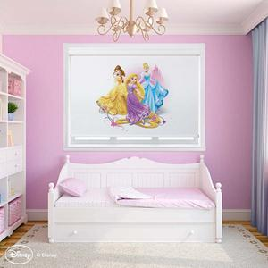 Disney Princess Cordless Roller Shades 4890