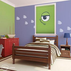 Disney Monsters Cordless Cellular Shades 5410