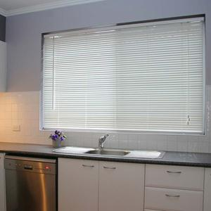 "1/2"" Micro Aluminum Mini Blinds 5322"