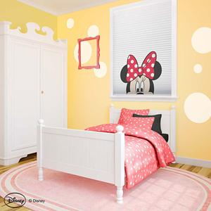 Disney Minnie Mouse Cordless Cellular Shades 4922