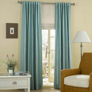 Back Tab Drapes / Curtains 5062