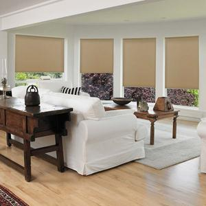Blackout Sheerweave Roller Shades 5122
