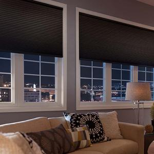 Premier Double Cell Blackout Shades 4957