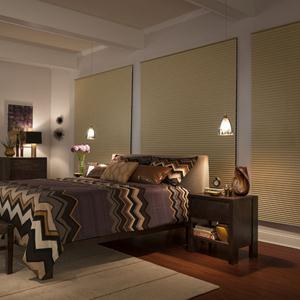 Premier Classic Single Cell Blackout Shades 8631 Thumbnail