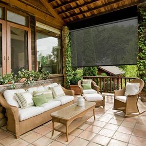 10% Classic Exterior Sheer Weave Solars 5504 Thumbnail