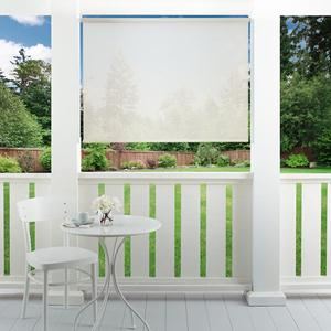 Exterior Select Sheer Weave 10% Solar Shades 6895