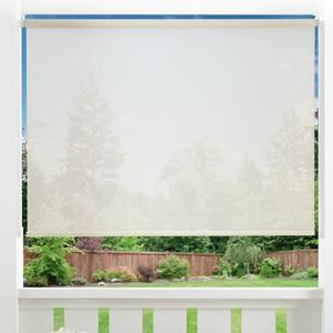 Exterior Select Sheer Weave 10% Solar Shades 6893