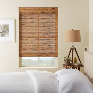 Premier Natural Wood Shades 6606
