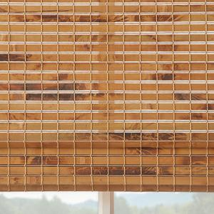 Premier Natural Wood Shades 6605
