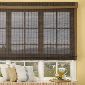 Premier Natural Wood Shades 5048