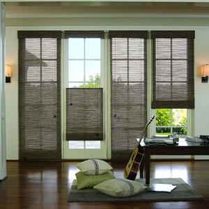 premier natural wood shades from