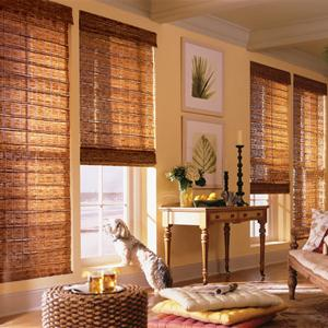 Premier Bamboo Shades From Selectblinds Com
