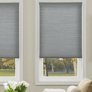 "Good Housekeeping 3/4"" Cordless Light Filtering Shades 7833"