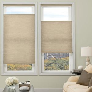 "Good Housekeeping 3/4"" Cordless Light Filtering Shades 8017"