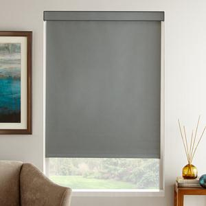 Select Room Darkening Roller Shades with Cassette 6541 Thumbnail