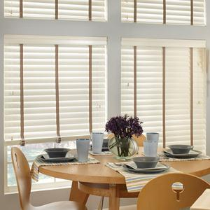"2 3/8"" Premier Wood Blinds"