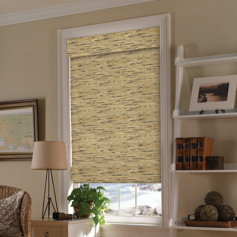 Rustic window treatments and coverings for Shades and window treatments