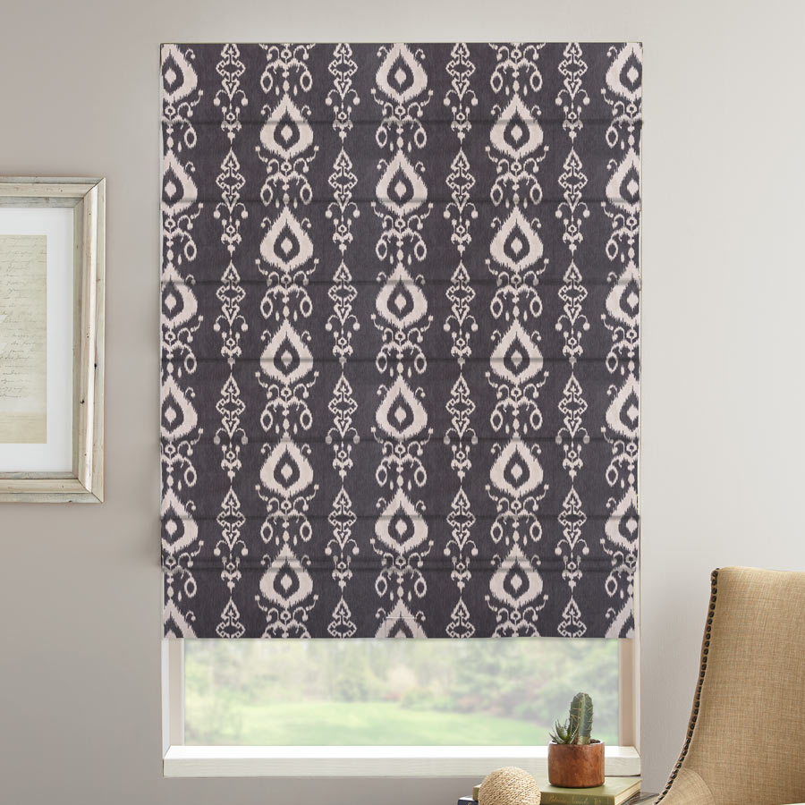 Select Blackout Roman Shades