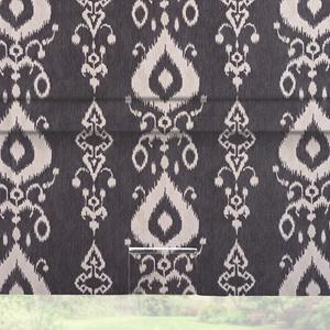 Select Blackout Roman Shades Zoomed