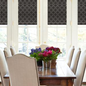 Select Blackout Roman Shades 8299