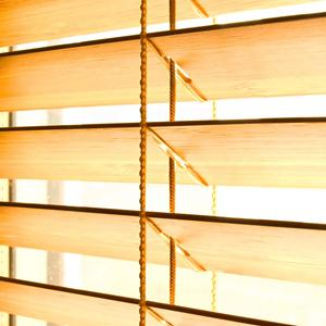 "2"" Premium Faux Wood Blinds 6170"