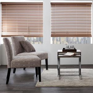 "2"" Premium Faux Wood Blinds 6184"