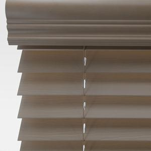 "2"" Premium Faux Wood Blinds 6169"