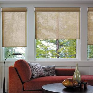 Designer Solids Light Filtering Roller Shades
