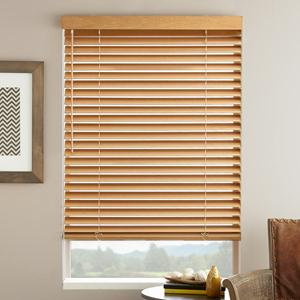 "2"" Select Basswood Wood Blinds"