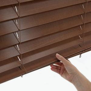"2"" Select Basswood Wood Blinds 6219 Thumbnail"