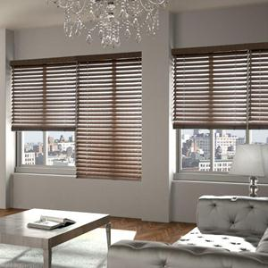 "2"" Select Basswood Wood Blinds 6217"