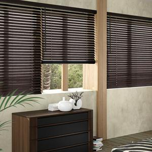 "2"" Select Basswood Wood Blinds 6218"