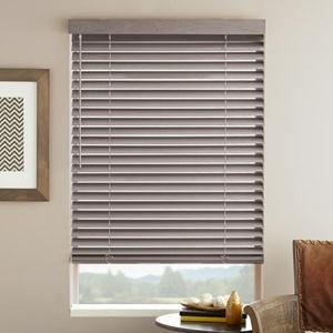 "2"" Select Basswood Wood Blinds 6689"