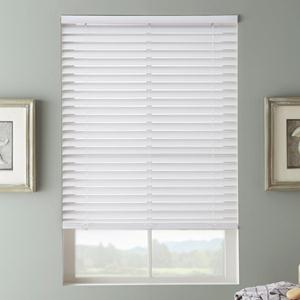"2"" SelectWave Cordless Faux Wood Blinds"