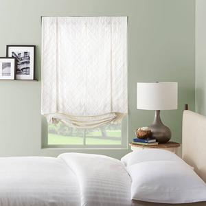Designer Series Light Filtering Roman Shades 6436