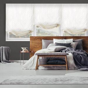 Designer Series Cordless Roman Shades 6305 Thumbnail