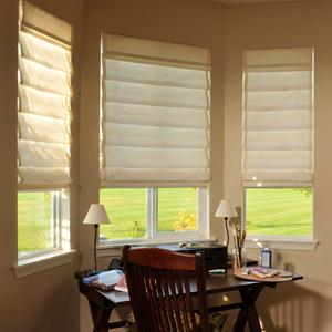 Reserve Solid Roman Shades
