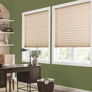 2 Quot Pleated Shades From Selectblinds Com