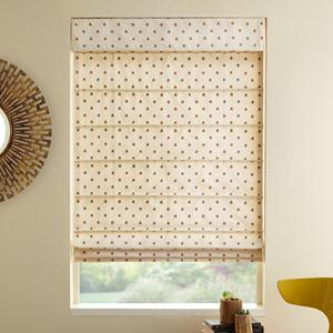 Reserve Patterns Roman Shades