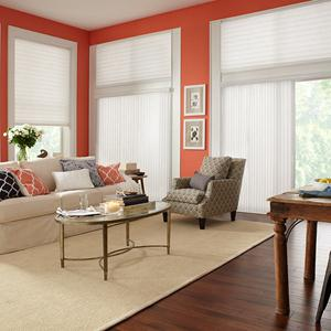 "Premier 2"" Light Filtering Cellular Shades 6494"