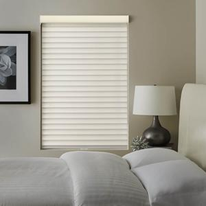 "2 1/2"" Signature Room Darkening Sheer Shades"