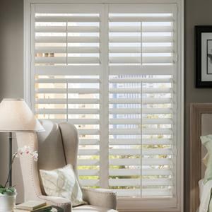 Signature Faux Wood Shutter From Selectblinds Com