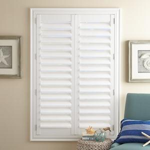 Signature Faux Wood Shutters