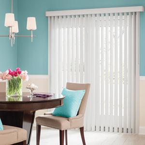 "Signature 3 1/2"" Fabric Vertical Blinds"