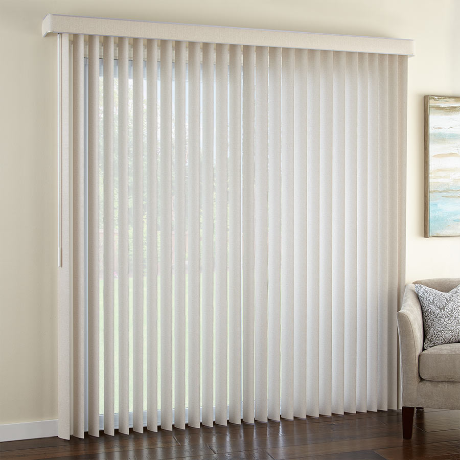 Select Classic Textured Vertical Blinds