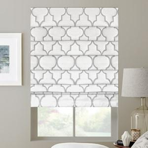 Designer Blackout Roman Shades