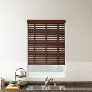 "2"" American Hardwood Wood Blinds 7997 Thumbnail"