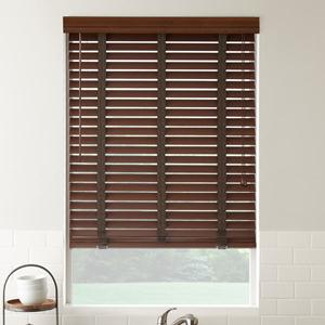 "2"" American Hardwood Wood Blinds 7996 Thumbnail"